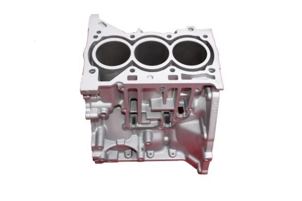 3缸发动机缸体
